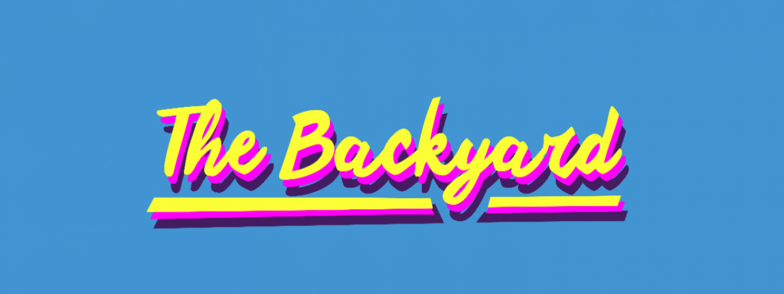 The Backyard is the first music video team at The Upright Citizens Brigade Theatre!